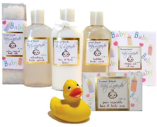 New Baby Lavender Collection - Product Image