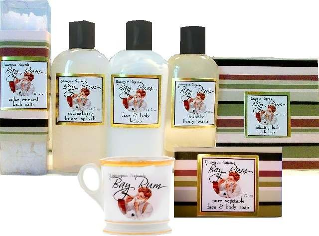 New Bay Rum Collection - Product Image