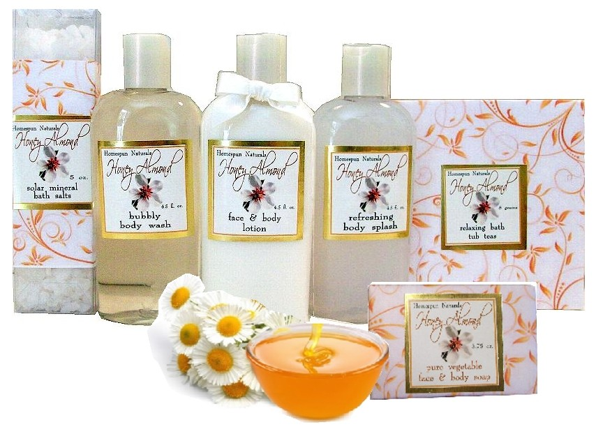 New Honey Almond Collection - Product Image