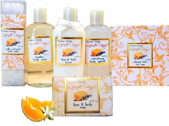 New Lavender Orange Collection - Product Image