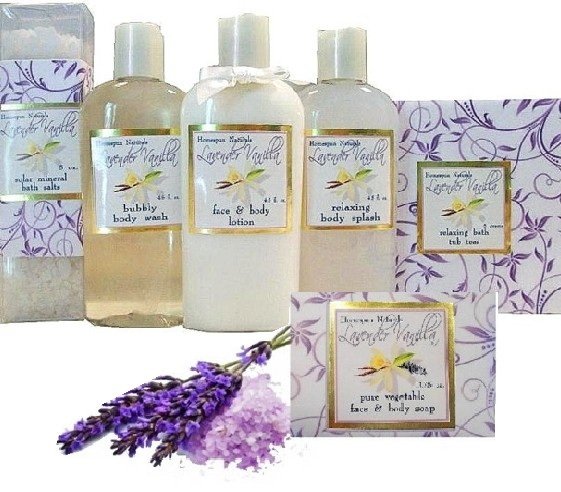 New Lavender Vanilla Collection - Product Image