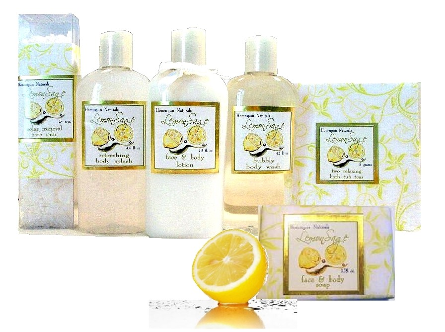 New Lemon Sage Collection - Product Image